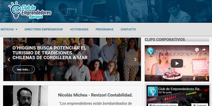 Lanzan nueva plataforma web para emprendedores de la región