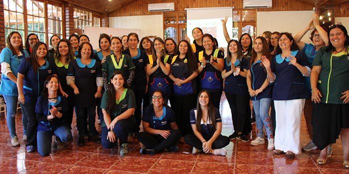 Más de 1.400 trabajadoras del equipo educativo de Fundación Integra O'Higgins son capacitadas