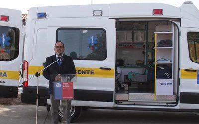 Millonaria inversión recibió Hospital de San Vicente en equipamiento y ambulancia