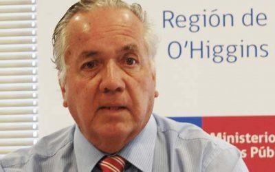Moisés Saravia MOP O'Higgins cumple toda la normativa legal vigente en materia medio ambiental