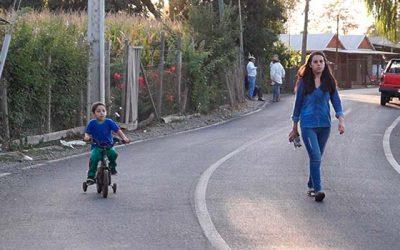 MOP O'Higgins inaugura dos esperados pavimentos rurales en comuna de Santa Cruz