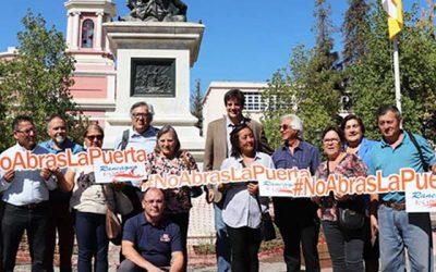 #NoAbrasLaPuerta: La región le dice No a los nuevos medidores de energía eléctrica