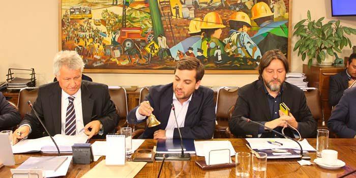 Presidente de la Comisión de Trabajo Raúl Soto criticó proyecto de nuevo Sence