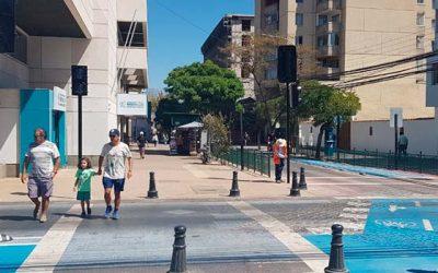 Rancagua cuenta con cruce semaforizado integrado a la red UOCT que dará prioridad a peatones y ciclistas