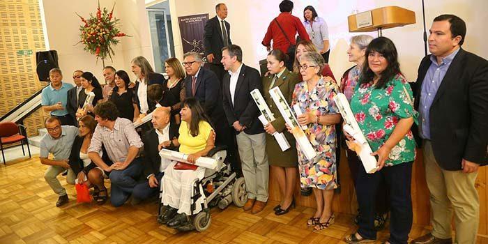 Rancagua premió a sus vecinas destacadas