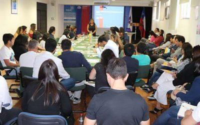 Realizan capacitación a municipios para postular a proyectos FFOIP