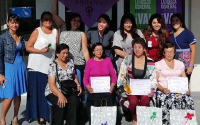 Salud Machalí destacó y reconoció a usuarias del sector Santa Teresa de la comuna