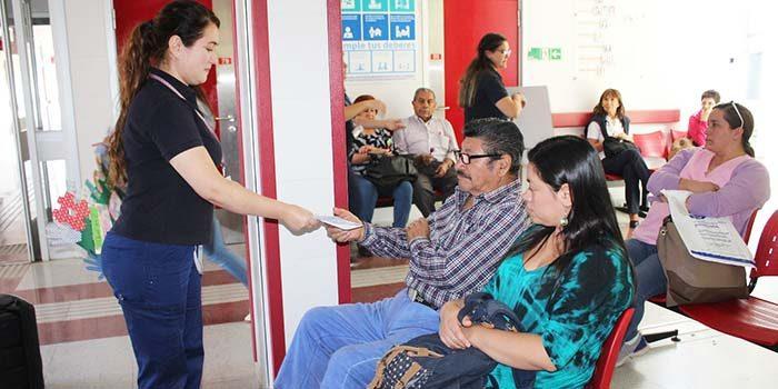 Salud Machalí educa a usuarios en la relevancia de la detección temprana de Tuberculosis