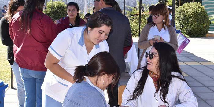 Senda Previene San Fernando culmina actividades en recintos educacionales
