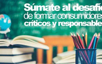 Sernac abre matrículas para dos cursos de perfeccionamiento docente a través de aula virtual