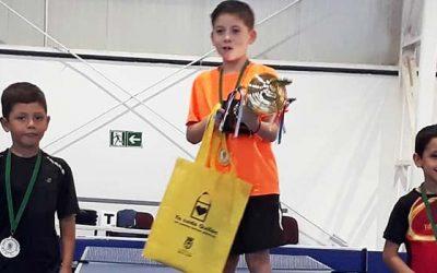 Tenimesista sub 9 es sub-campeón nacional en Quillón