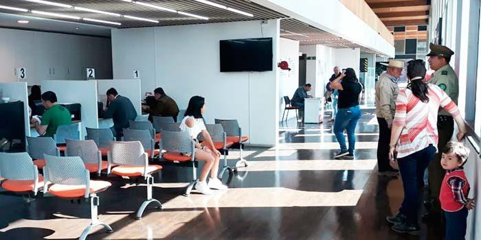 Últimos días para renovar los permisos de circulación 2019 en Palmilla