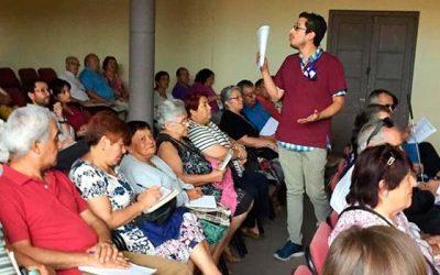 UMT invitó a la comunidad a donar sangre en reunión de la Dideco