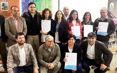 19 subsidios habitacionales son entregados a familias de Pichilemu