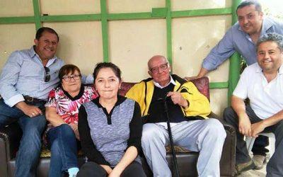 A la edad de 75 años fallece padre del consejero regional Bernardo Cornejo