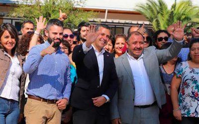Anuncian entrega en concesión de inmueble donde funcionó universidad en Graneros a municipio