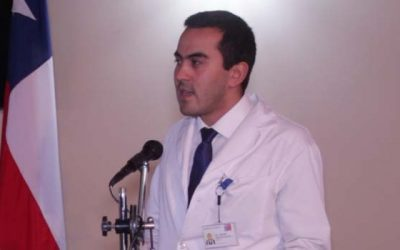 Asume nuevo director del Hospital Comunitario de Pichidegua