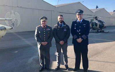 Bienes Nacionales recibe entrega de pista de aeródromo La Independencia y la destina a Dirección de Aeronáutica Civil