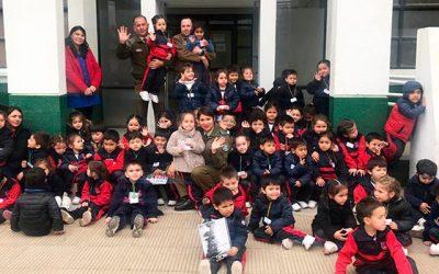 Carabineros de Graneros abrieron sus puertas a la comunidad