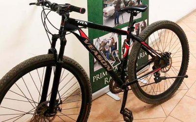 Carabineros recupera bicicleta robada en el sector céntrico de Rancagua