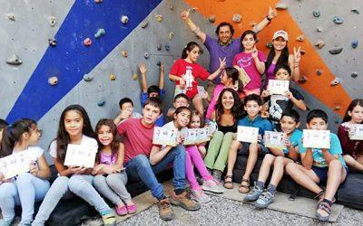Club Andino de Rancagua consolida su trabajo con la comunidad