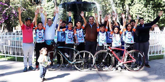 Club Cycling Boys representará a San Fernando en Campeonato Nacional en Región de Los Lagos