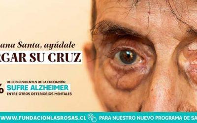 Con innovadoras terapias, Fundación Las Rosas busca hacer frente al avance del Alzheimer