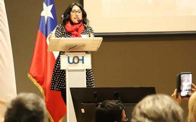 Congreso de Psicología realizado en UOH reunió a investigadores chilenos y extranjeros