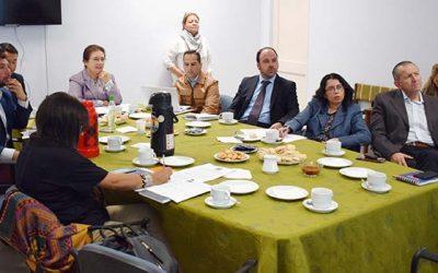 Consejo Regional de las Culturas, las Artes y el Patrimonio tuvo su segunda sesión en Rancagua