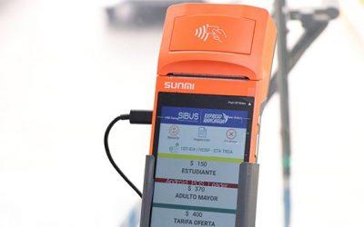 Debuta en Rancagua boleto electrónico en transporte público urbano