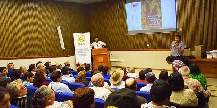 En la Expo Sabores y Saberes de la Quínoa, INIA presenta catálogo de variedades locales