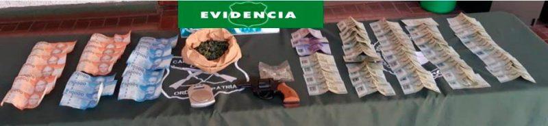En Rancagua detenido sujeto por violación de morada y amenaza de muerte