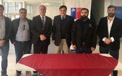 Gobernación de Cardenal Caro recibe nuevo edificio provincial