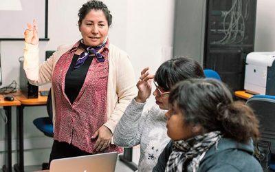 Grabación de clases en O'Higgins: Programa piloto busca potenciar el trabajo de los profesores e impulsar el aprendizaje