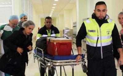Hospital Regional realiza su tercer procuramiento de órganos del 2019