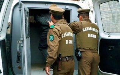 Joven es detenida por vender droga en Rancagua