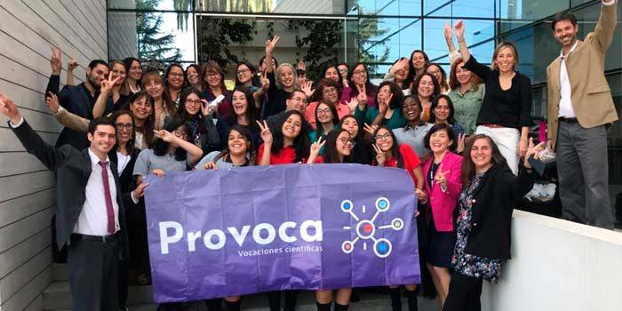 Lanzan campaña Provocaque busca promover vocaciones científicas en niñas