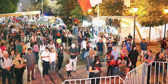 Más de 150 mil personas disfrutaron de la Fiesta Huasa de Rancagua
