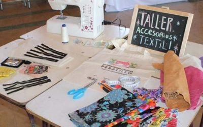 Más de cien mujeres de Peralillo aprenderán técnicas para desarrollar productos textiles con identidad local