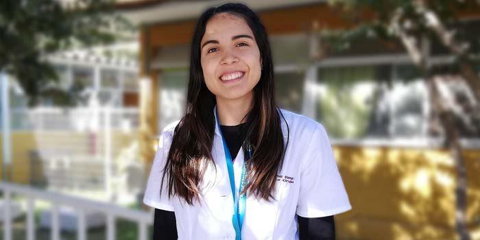 Médica Dafner Stenger: Espero contribuir al crecimiento del Hospital de San Vicente