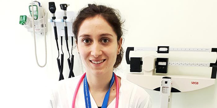 Médica Josefa Oportus se incorpora a Hospital de Mercedes