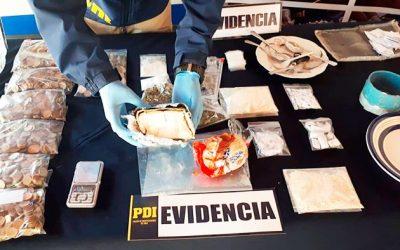 pdi Clan familiar que se dedicaba a la venta de drogas en Santa Cruz
