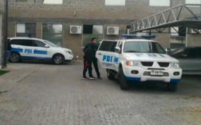 PDI detiene a joven implicado en homicidio de menor de 14 años