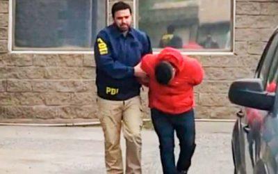 PDI detiene a sujeto que ingresó a una agencia de viajes en Rancagua
