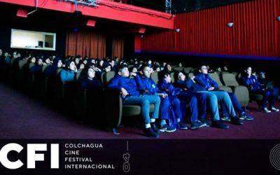 Se realiza la cuarta versión del Festival Internacional de Cine de Colchagua