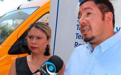 """Seremi de Gobierno: """"Estamos trabajando en mejorar la conectividad del Sector Norte de Rancagua y la región"""""""