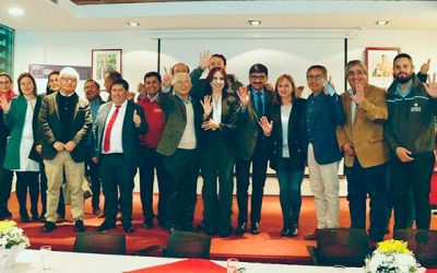 Subsecretaria de Bienes Nacionales presenta los desafíos de Chile Propietario a alcaldes de la Región