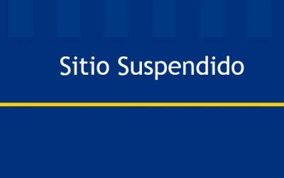 Suspenden sitio web de Municipalidad de Placilla