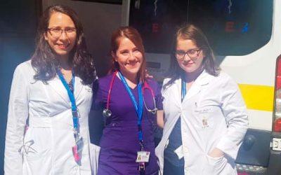 Tres nuevos médicos se suman al Hospital de Litueche