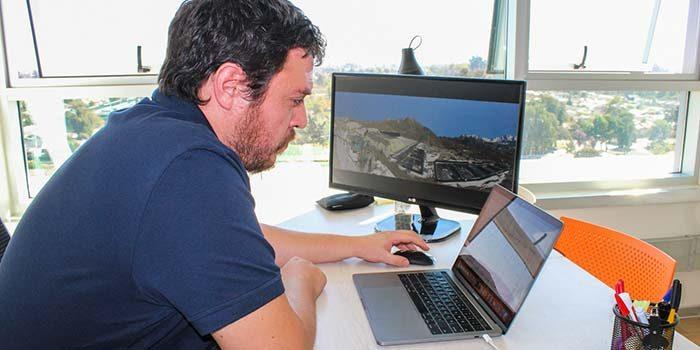 UOH desarrolla el primer Laboratorio Biominero de la Región